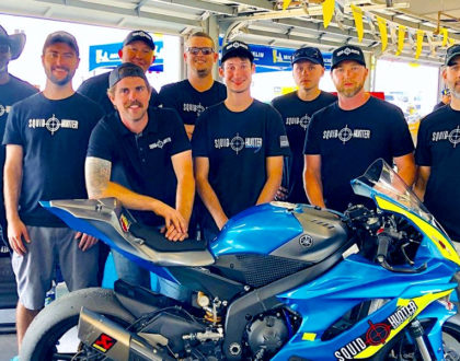 Squid Hunter Racing to Compete in the Daytona 200